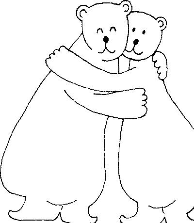 """孩子受委屈给个""""熊抱"""" 拥抱缩短亲子距离(图)"""