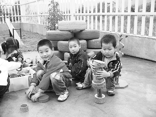 农村幼儿园加速回归公办 民办园利润太低行不