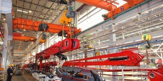 湖南工程机械2018年主营收入约占全国总量26%