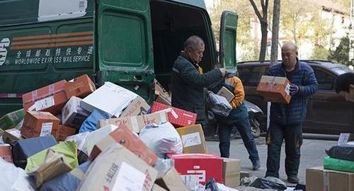 国家邮政局:去年邮政行业业务收入同比增长19.4%