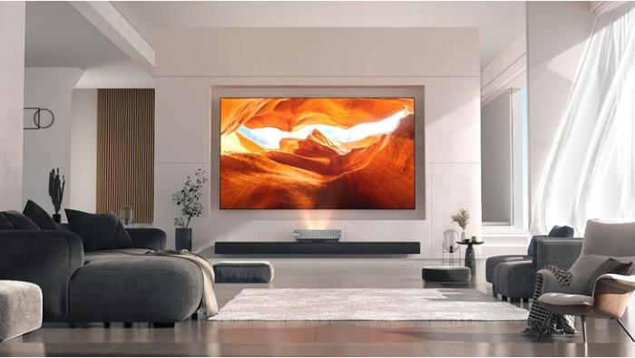 国庆彩电市场大屏成主角 海信75+电视增幅超80%