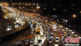 代表委员热议如何缓解城市拥堵