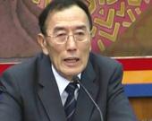 西藏人大主任向巴平措:达赖去世不会影响西藏