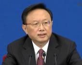 中国外长杨洁篪:不存在警察打外国记者问题
