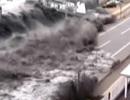 日本地震海啸接踵而至