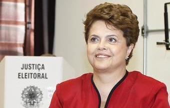 巴西总统罗塞夫访华