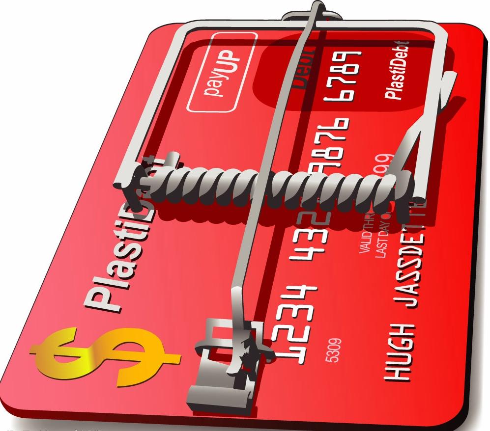 """刷卡消费易多破费 五个""""小心""""防信用卡陷阱"""