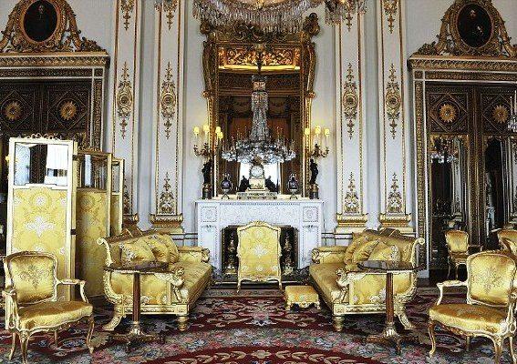 白金汉宫白色画室将开放招待宾客