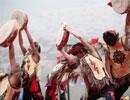 汶川青年欢庆羌历年