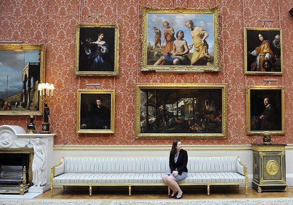 白金汉宫画馆也将向参加婚礼的宾客开放