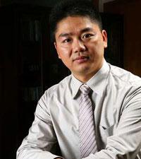 京东商城CEO 刘强东