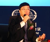 <p>中国科协<p><p>副主席邓中翰</p>