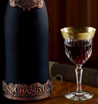 张裕百年酒窖干红