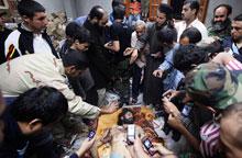 卡扎菲之子穆塔西姆身亡