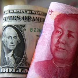 人民币不断升值 贸易顺差收窄