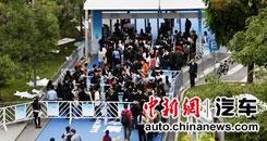 """广州车展:车市""""信心之旅""""起点"""