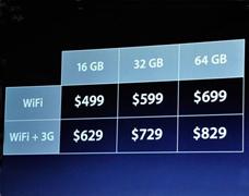 价格曝光 与iPad相同
