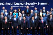 核安全峰会各国领导人集体合影