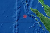 印尼苏门答腊发生8.6级地震