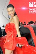 江淮中国红