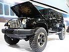 Jeep龙版牧马人