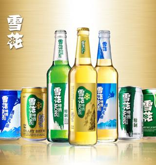 雪花啤酒蝉联中国销量第一