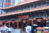 香港黄大仙祠的变与不变
