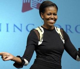 奥巴马妻子米歇尔