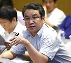 武汉大学新闻与传播学院<br>副院长强月新