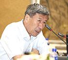 北京网络媒体协会<br>名誉会长闵大洪