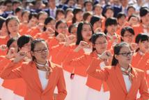 2012天津夏季达沃斯论坛志愿者