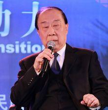 管华诗  中国科协常委,中国工程院院士