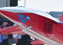 蓝狐无人机可模拟3代机以上机型