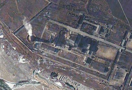 朝鲜首次核试验