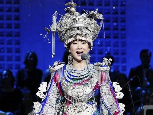 宋祖英美国巡回演唱会纽约惊艳开唱