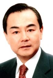 王毅<br>外交部部长