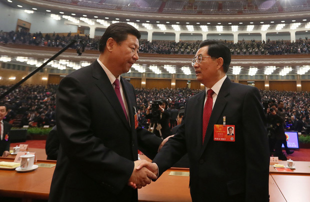 xi and the chinese dream 习近平和中国梦 Xi jinping: pursuing dream for 13 billion chinese beijing, march 16 (xinhua) -- nearly 3,000 deputies to the national legislature made their choice on thursday, electing xi jinping as the leader of china and its military.