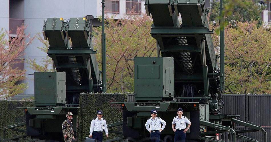 """日本完成东京首都圈内""""爱国者3""""导弹部署"""