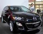 国产CX-7将亮相上海车展
