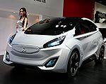 三菱Concept CA-MiEV