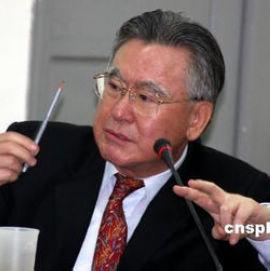 前海基会副董事长兼秘书长邱进益