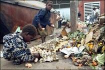 津巴布韦经济受创 安置孤儿成问题