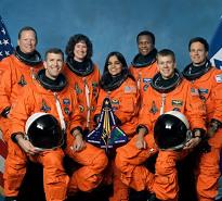 致敬:太空罹难的宇航员
