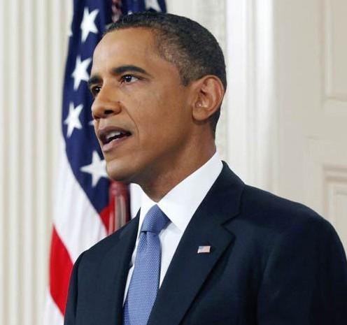 """奥巴马表示""""不站队"""""""