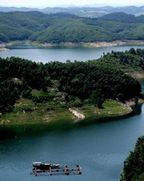 女儿湖景色