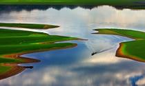 《绿色的港湾》  摄影:于亚伟