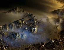 《气吞山河》 摄影 :薛文彦
