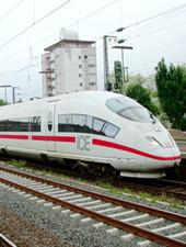 """德国""""爱情特快""""列车上相亲"""