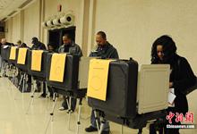 民主党担忧中期选举