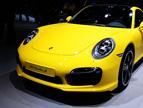 保时捷911 Turbo s 跑车